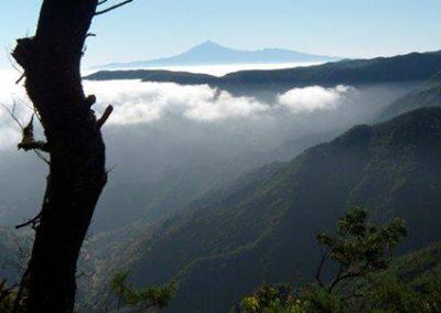La Gomera – Berge und Meer