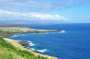 Big Island, Hawaii von oben